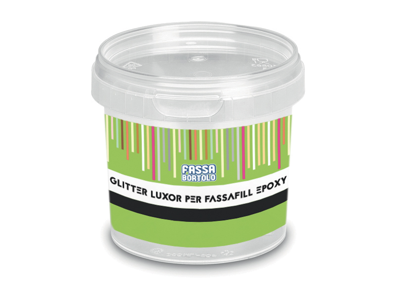 GLITTER LUXOR PER FASSAFIL EPOXY: Glitter aditivo para FASSAFILL EPOXY